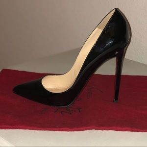 louboutin pigalle 120 black